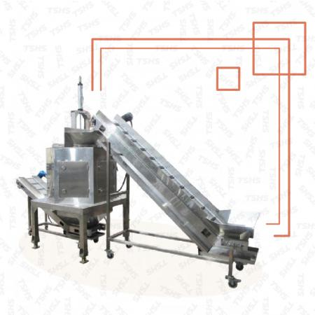 centrifugal de-oiling machine - Centrifugal_De-oiling