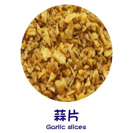 Finish Products – Gralic Slices