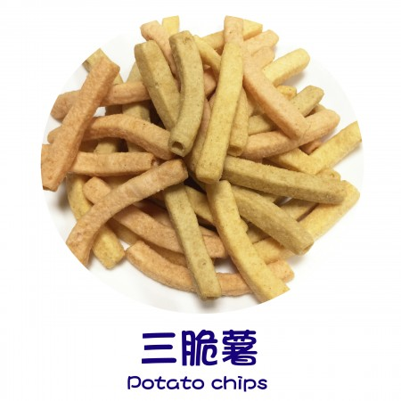 Finish Products – Potato Chips