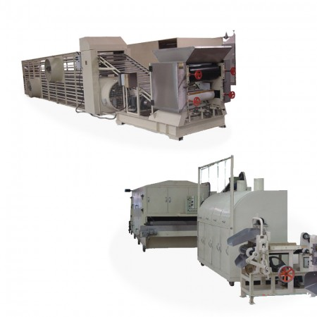 Inflate Production Line - Inflate (Pellet) Production Line