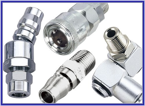 Air Coupler (Plug, Socket, Joint) - Air Qucik Coupler (Plug, Socket, Joint)