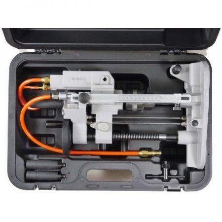 Máquina portátil de perfuração de ar (inclui base de fixação de sucção de vácuo)