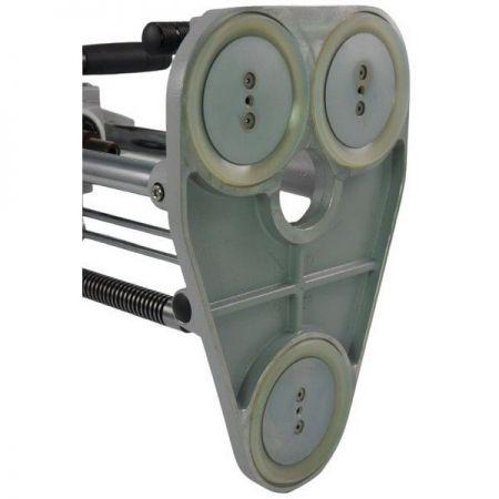 Máquina de perfuração de ar úmido portátil GPD-231B (inclui suporte de fixação de sucção a vácuo)