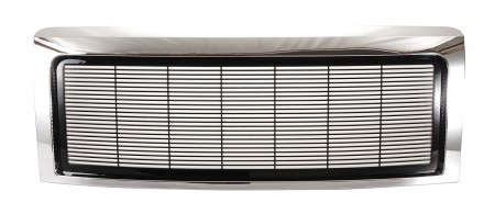 Chrome Ford Grille Replacement - 09-14 FORD F150