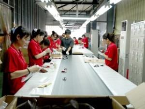 QC Area Working Scene(5)