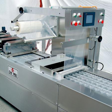 熱成形機 - 熱成形機