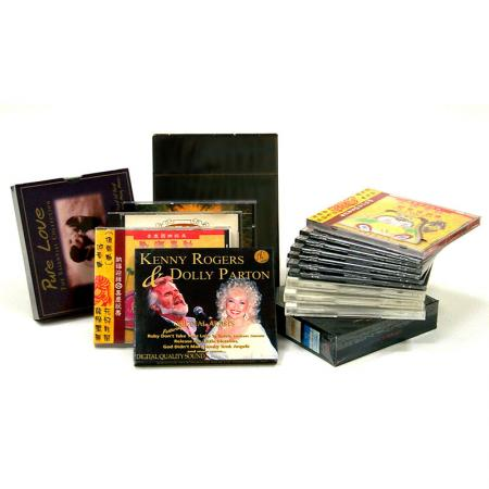 CD/DVD 盒