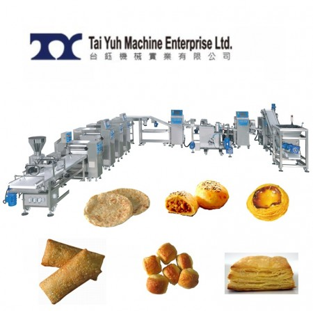 Automatic paratha making machine - Paratha machine