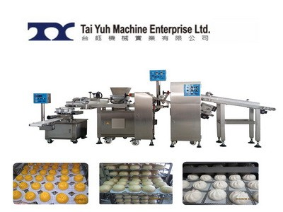 TY-812S Steamed Bun Making Machine
