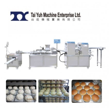 Multipurpose Bun and Bread Making Machine - Multipurpose Bun and Bread Making Machine