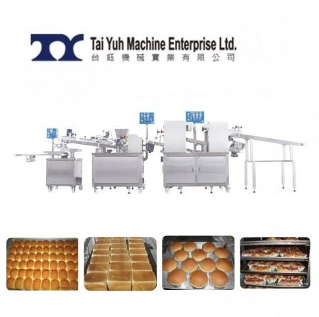 Automatic Bread Making Machine - Automatic Bread Making Machine