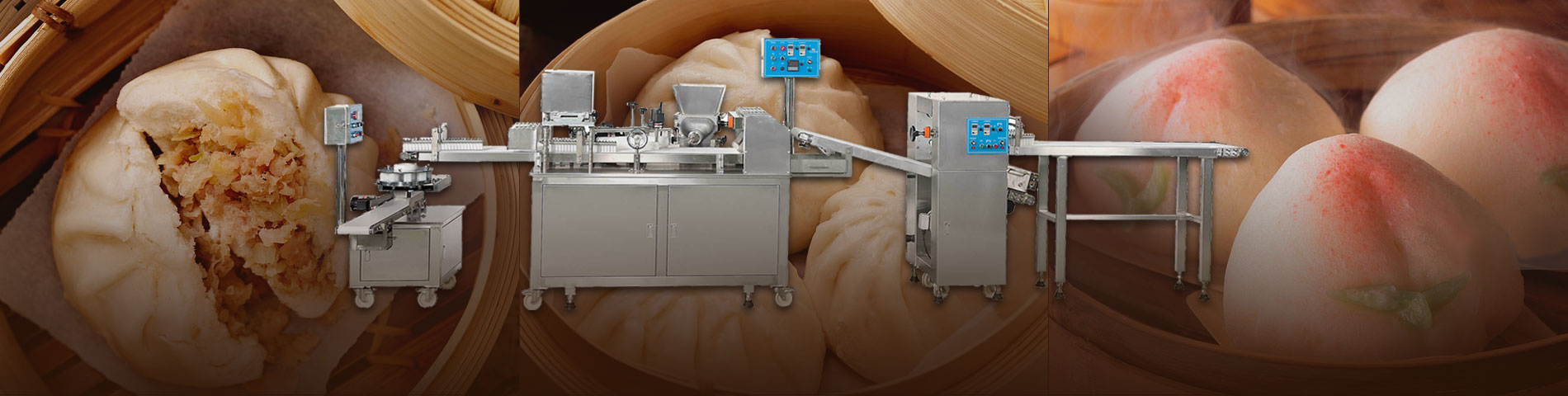 Steamed Bun TY-810S bun machine