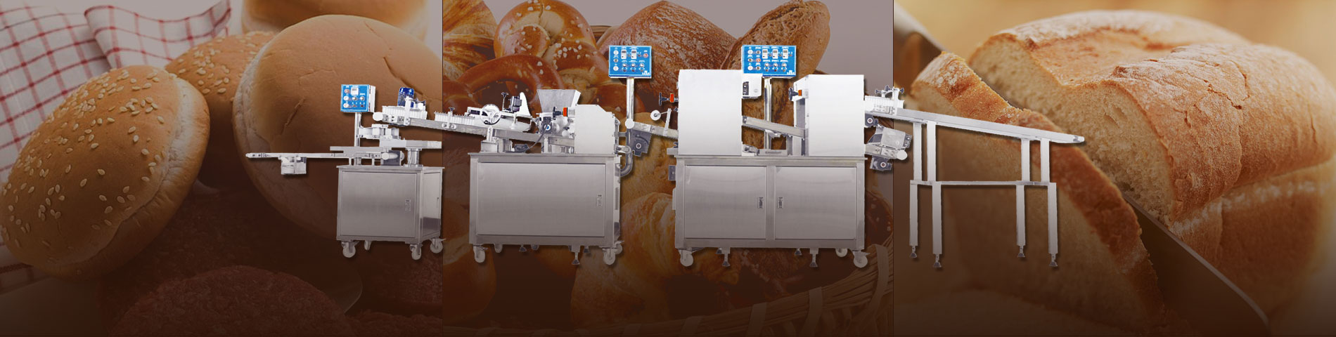 Bread, Toast, Burger Bread TY-8530 bread making machine