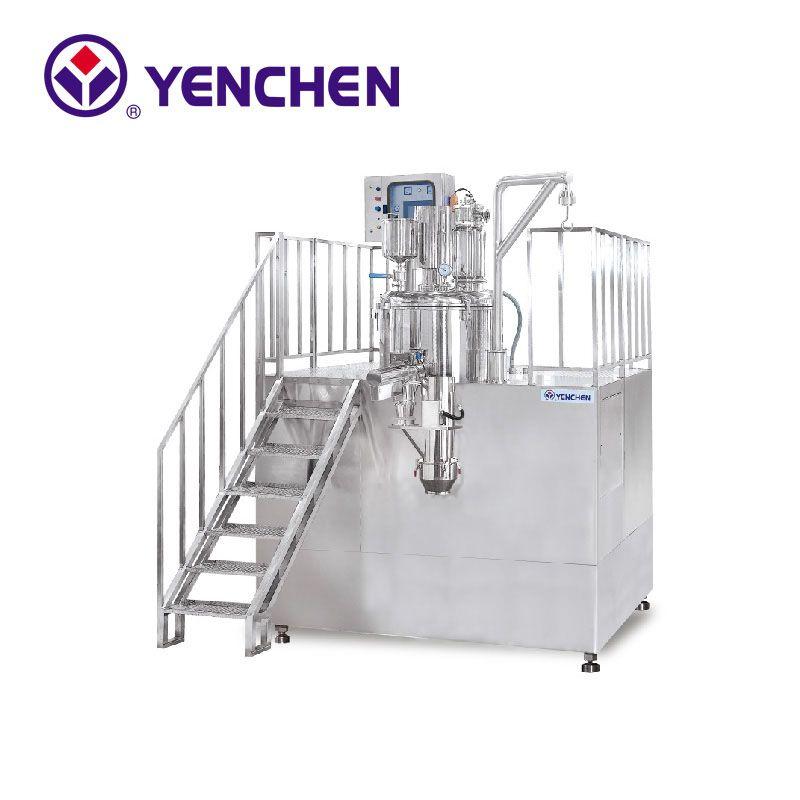 快速混合造粒干燥机(附真空干燥系统)