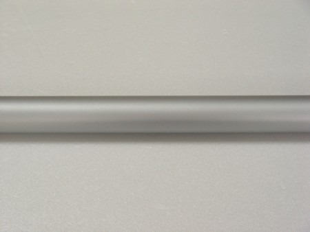 Coating Satin Silver Curtain Rod - coating_curtain_rod_in_satin_silver