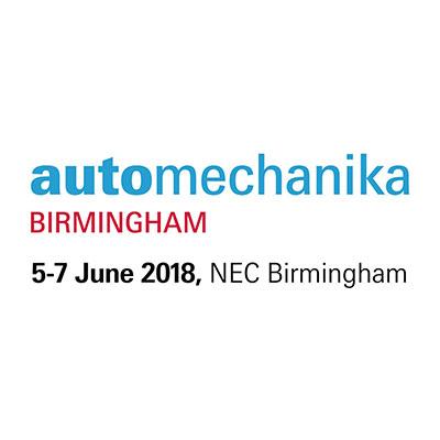 Automechanika Birmingham 2018