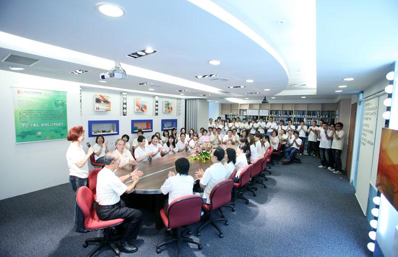 Pan Taiwan Staff Group