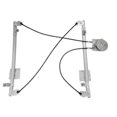 Partner, Ranch 1996-2007 Front Left Window Regulator - Window Regulator
