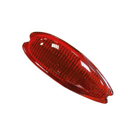 Automotive Tail Light Lens, Left - Automotive Tail Light Lens, Left