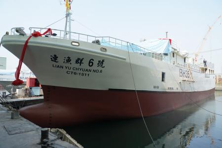 LIAN YU CHYUAN No.6, It  had been completed in Oct., 2018 - .