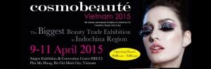 Cosmobeaute Vietnam 2015