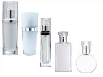 Cosmetic Bottle Packaging All Capacities