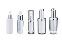 Dropper Cosmetic Packaging All Capacities