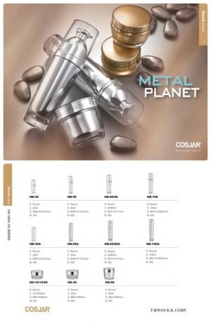 METAL PLANET SERIES
