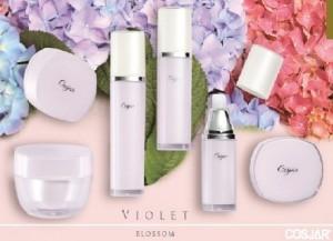 Violet Blossom Series - Violet Blossom