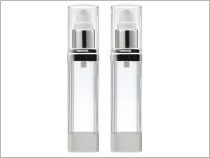 Airless Cosmetic Packaging MS Material