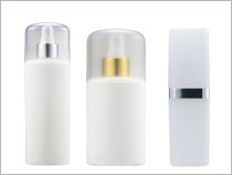 Cosmetic Bottle Packaging PP Material