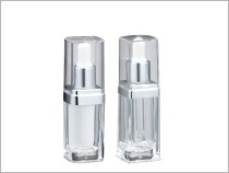 Dropper Cosmetic Packaging Square Shape