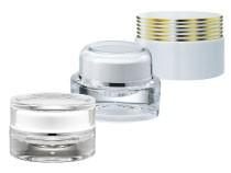 Cosmetic Jar Packaging MS Material
