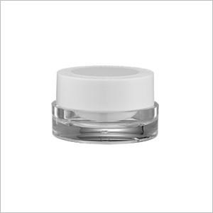 Acrylic Round Cream Jar, 15/20ml