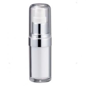 Acrylic Round Lotion Bottle, 20ml - E-20  Waltz