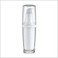 Acrylic Round Lotion Bottle, 30ml