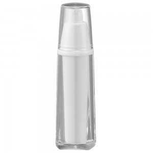 Acrylic Square Lotion Bottle, 30ml - TB-30 Jelly Fish