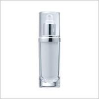 Chai lotion hình bầu dục acrylic, 60ml - VB-60 Lãng mạn Jewel