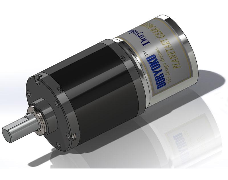 Dc planetary gear motor dc gear motor manufacturer for Dc planetary gear motor