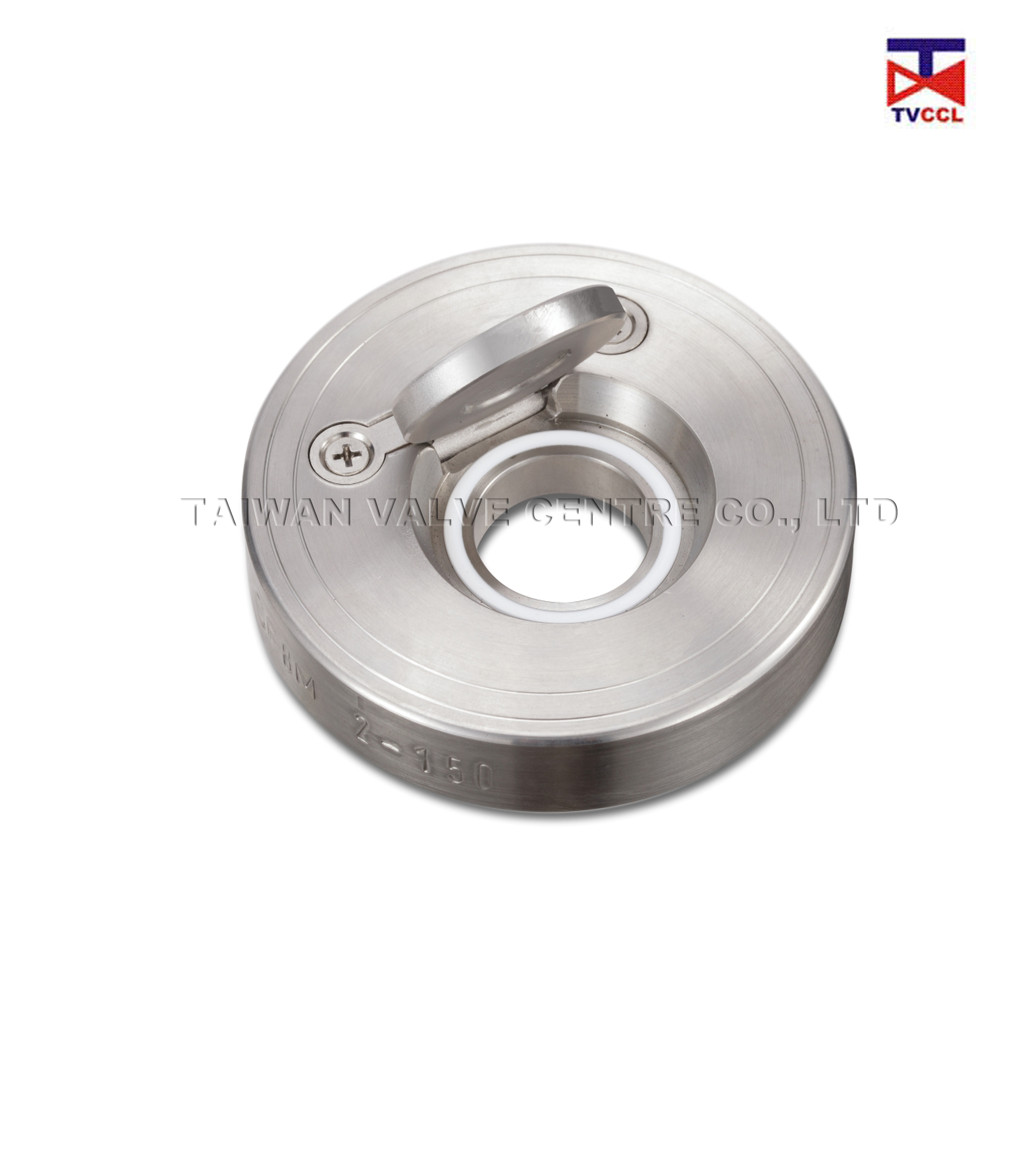 Single Door Wafer Type Check Valve with Short Type - Single Door Check Valve