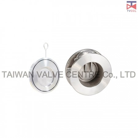 Single Plate Wafer Type Check Valve - Single Door Check Valve