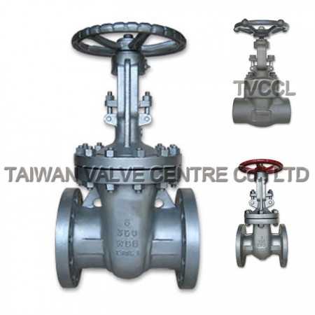 Gate Valve - Gate valves are primarily used to permit or prevent the flow of liquids.