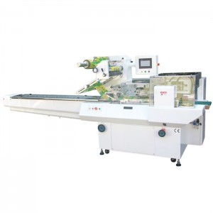 Flow Packing Machine - Box Motion -Servo Flow Wrapper - Servo Flow Wrapping Machine