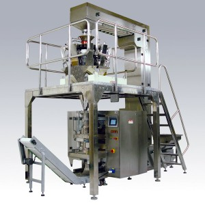 Vertical Form Fill Seal Machine - VFFS