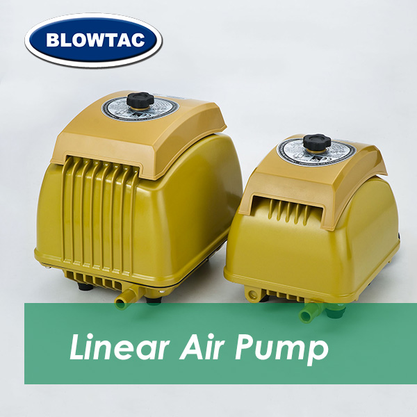 BLOWTAC Linear Air Pumps
