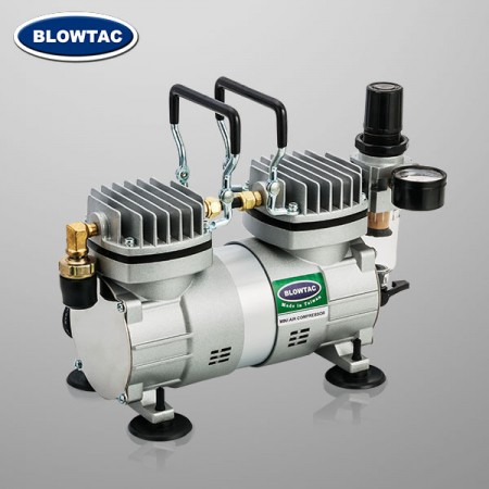 Double cylinders Mini Air Compressor