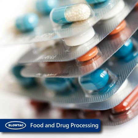 Food and drug processing.