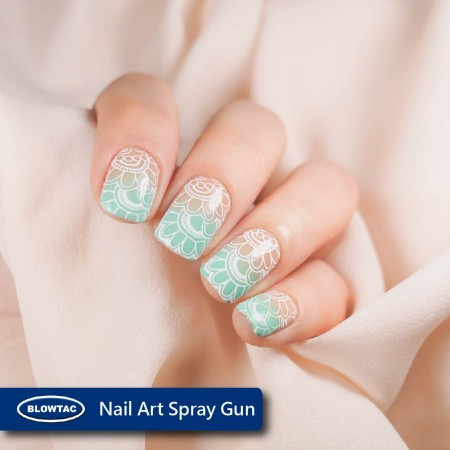 Nail Art Spray Gun