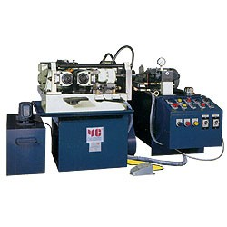 "Hydraulic Through & Infeed Thread Rolling Machine (Max OD 16mm or 5/8"") - Thread Rolling Machine"