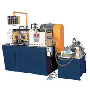 "Hydraulic Through & Infeed Thread Rolling Machine (Max OD 80mm or 3-1/8"") - Hydraulic Through and Infeed Thread Rolling Machines"